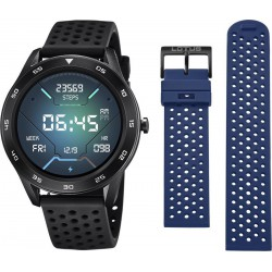 LOTUS SMARTWATCH STAAL + EXTRA BAND
