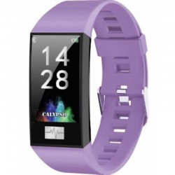 CALYPSO SMARTTIME WATCH PAARS WIT